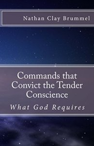 Commands that Convict the Tender Conscience cover