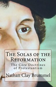 The Solas of the Reformation cover